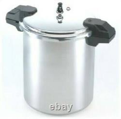 22 Quart Pressure Cooker, No 92122A, T-Fal/Wearever