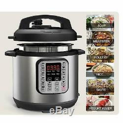 A++ Quality 6 Quart Electric Pressure Cooker Home Kitchen 7-in-1 instant pot NEW