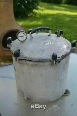 All American 921 USA Made 21.5 Quart Pressure Cooker Canner