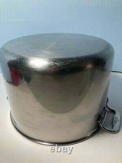 All Clad 10 Quart Stock Pot (D3) NO RESERVE