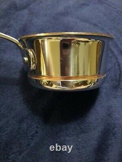 All-Clad Copper Core 1/2 Quart Saucepan