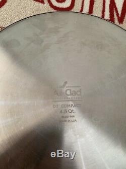 All-Clad D3 4.5-Quart Compact Sear & Roast Pan