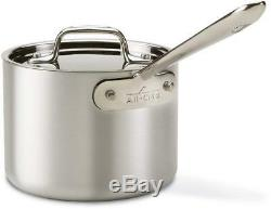 All-Clad MC2 Professional Stainless Steel Tri-Ply Pans and Stock (Your Choice)