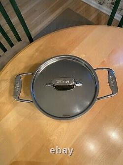 All-Clad Stainless with d5 7 Quart Stockpot with Lid New without Box