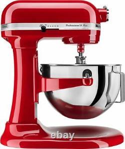 Brand New KitchenAid Pro 5 Plus 5 Quart Bowl-Lift Stand Mixer Empire Red