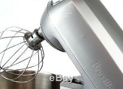 Breville BEM800XL Scraper Mixer Pro 5 Quart Die-Cast Stand Mixer