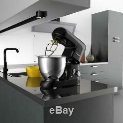 COSTWAY Stand Mixer 4.3 Quart 6-Speed 120V/550W Kitchenaid 3 Attachments Offe