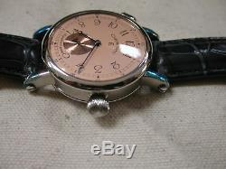 Chronoswiss Repeater Repetition a Quarts Edelstahl CH1643