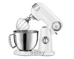 Cuisinart SM-35 Precision Master 3.5 Quart Stand Mixer, White