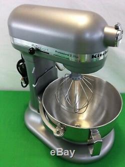 Excellent! KitchenAid Professional 5 Plus Series 5 Quart Bowl-Lift Stand Mixer