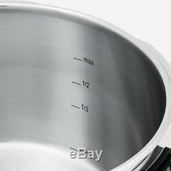 Fissler Vitaquick Pressure Cooker 6.3 quart