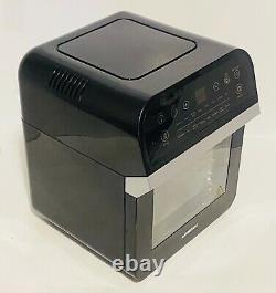 GoWISE USA GW44800-O Deluxe 12.7-Quarts 15-in-1 Electric Air Fryer Oven withRotiss