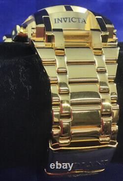 INVICTA Reserve Bolt Zeus Magnum Mens Quarts 52mm Model 25210