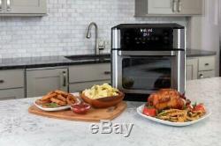 Instant 10 Quart Air Fryer Oven Black