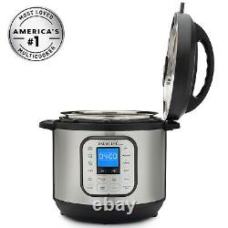 Instant Pot Duo Nova 8 Quart Multi-Use Pressure Cooker New