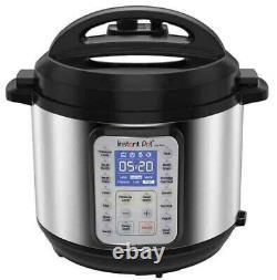 Instant Pot Duo Plus 8 Quart Multi-Use Pressure Cooker New