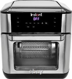 Instant Pot Vortex Plus 10 Quart Air Fryer Oven Black