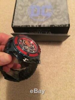 Invicta DC Comics Superman Quarts Limited Edition Bracelet Watch Low # 197/4000