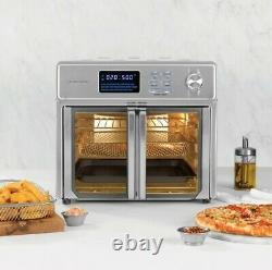 Kalorik 26 Quart Digital MAXX Air Fryer Oven, Stainless Steel THE MAXX