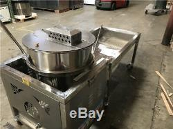 Kettle Caramel Popcorn Corn Machine gourmet popper 90 quart commercial NEW SALE