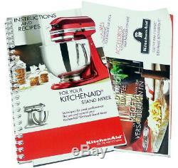 Kitchen Aid 5 Quart Capacity Artisan Stand Mixer Metallic Chrome Ksm150psbl