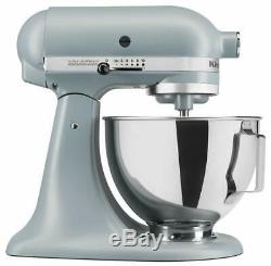 KitchenAid 5-Quart Tilt Head Stand Mixer RRK150MF Matte Fog Blue