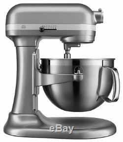 KitchenAid 6-Quart Bowl-Lift Stand Mixer + Pouring Shield (590-watt Motor) Mul