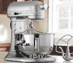KitchenAid 600 Super Big Capacity 6-Quart Pro Stand Mixer RKp26m1psl Silver