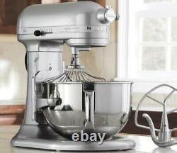 KitchenAid 600 Super Big Capacity 6-Quart Pro Stand Mixer Silver