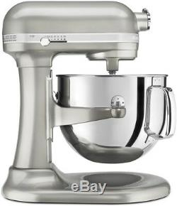 KitchenAid 7-Quart Pro Line Bowl-Lift Stand Mixer Sugar Pearl