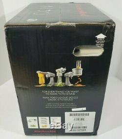 KitchenAid Artisan 5-Quart Stand Mixer KSM150PSER- Empire Red