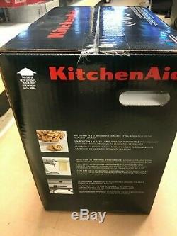 KitchenAid Deluxe Tilt-Head Stand Mixer, 4.5 Quarts, Silver (KSM88SL) NEW SEALED
