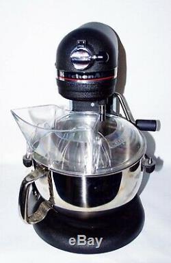 KitchenAid KP2671XBK Professional 6-Quart Bowl-Lift Stand Mixer (Imperial Black)
