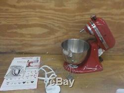 KitchenAid KSM150PSER Artisan Tilt-Head Stand Mixer with Pouring Shield, 5-Quart