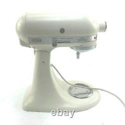 KitchenAid KSM150PSON Stand Mixer 5 Quart Ocean Drive/Eggshell 325 Watts White