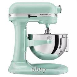 KitchenAid Pro 5 Plus 5 Quart Bowl-Lift Stand Mixer FACTORY SEALED883049515823