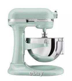 KitchenAid Pro 5 Plus KV25G0XIC Ice Blue 5-Quart Bowl-Lift Stand Mixer