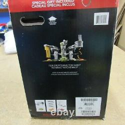 KitchenAid Pro Series 6 Quart Bowl Lift Stand Mixer with Flex Edge Empire Red NIB