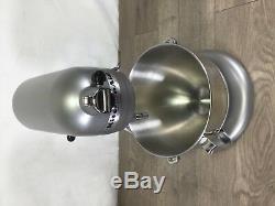 KitchenAid Professional 5 Plus Series 5 Quart Bowl-Lift Stand Mixer, silver