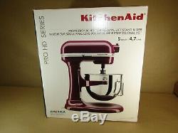 KitchenAid Professional 5-Quart Heavy-Duty Stand Mixer