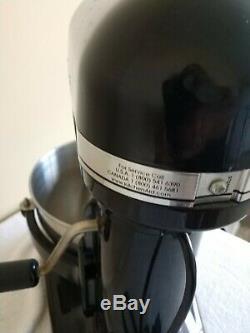 KitchenAid Professional 6 Lift Stand 6 Quart Mixer with Bowl & Beater Paddle