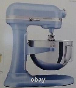 KitchenAid Professional Plus 5 Quart Bowl-Lift Stand Mixer Blue KP25M0XVB