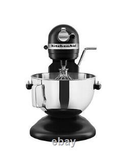 KitchenAid Professional Pro 5 Plus 5 Quart Stand Mixer MATTE BLACK