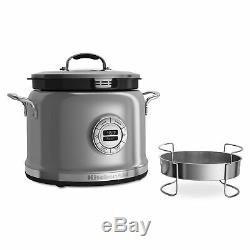 KitchenAid Refurbished 4-Quart Multi-Cooker, RKMC4241SS