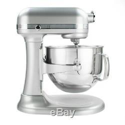 KitchenAid Refurbished 7-Quart Pro Line Bowl-Lift Stand Mixer Sugar Pearl