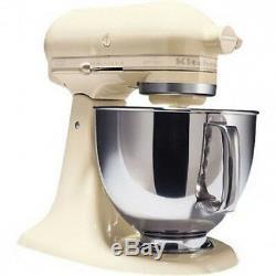 KitchenAid Stand Mixer tilt 5-Quart RRK150AC Artisan Almond Cream