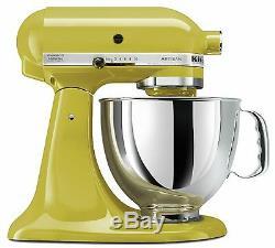 KitchenAid Stand Mixer tilt 5-Quart ksm150pspe Artisan Pear Green Brand New