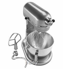 Kitchenaid 6 Quart Bowl-lift Professional Mixer 10 Speed 590 Watt Silver
