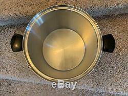 Lifetime Brand 2-piece T304cc Stainless Steel Cookware 10 Quart Pot/Lid