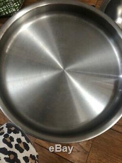 Lifetime West Bend 5 Quarts Stainless MP5 Regal ware Cooker Made USA